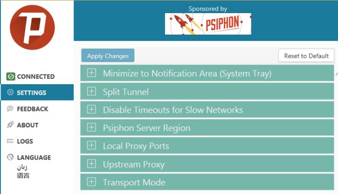 Psiphon-VPN