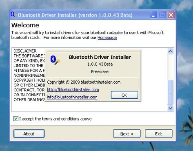 bluetooth-driver-installer