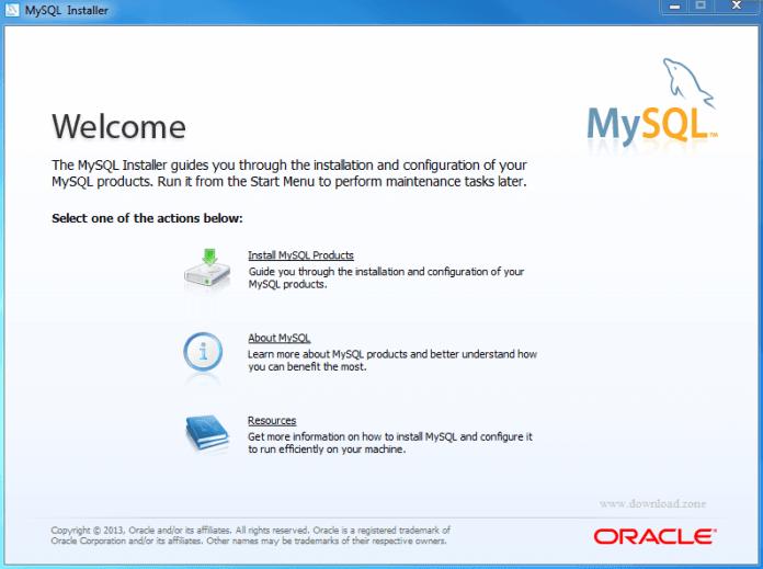 install-mysql