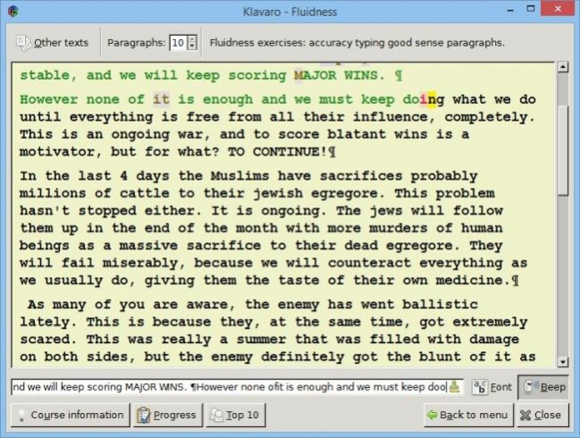 klavaro-touch-typing-tutor