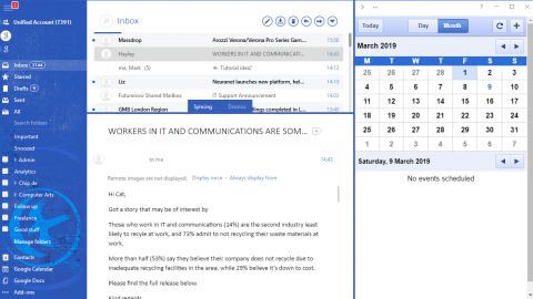Mailbird email client filehippo