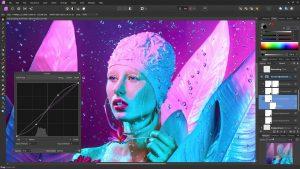 Affinity Photo Adjustment-layer