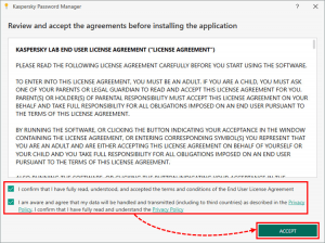 KPM ACCEPT TERMS AND CONDITION