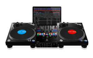 Accurate vinyl feel inVirtual DJ 2020