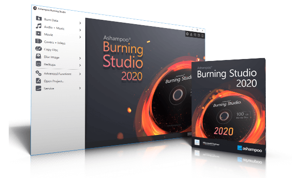 Ashampoo Burning Studio Software 2020