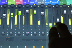 Multi-touch control