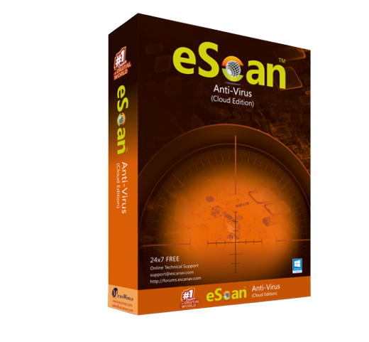 eScan Anti-Virus_Main
