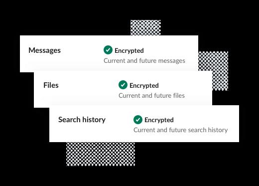 Bring your own keys in Slack App Download