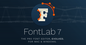 Fontlab Studio Software