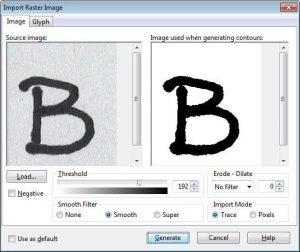 Import Raster (bitmap) Images