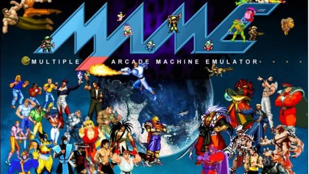 Mame Emulator For PC