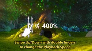 Change Playback Speed