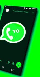 Yo whatsapp plus 2020