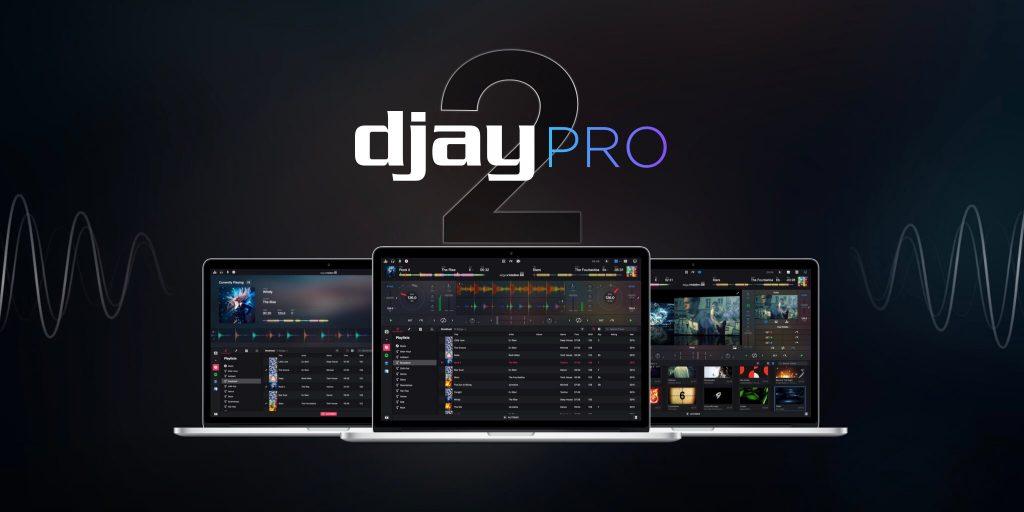 djay Pro 2 for virtual djing software