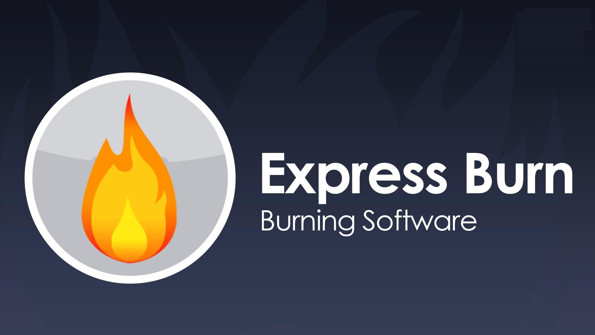 Express Burn For PC