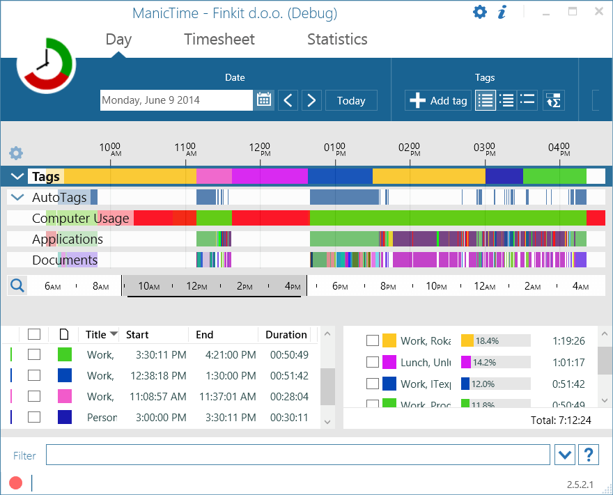 To Manage Your Work For The Time Tracking Program