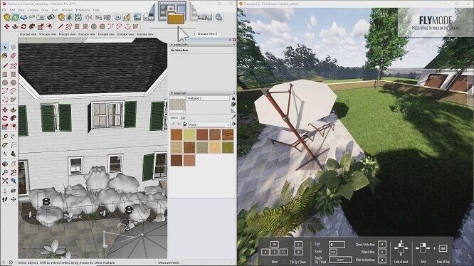 Enscape 3D 3.2.0 Crack + Keygen [2D&3D] Sketchup 2022