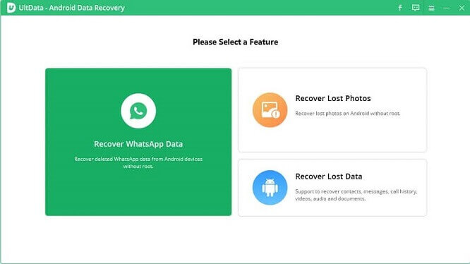 data recover from android