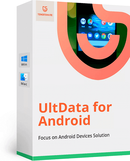Android data recovery app
