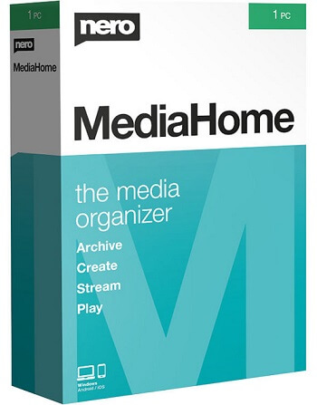 Media management software