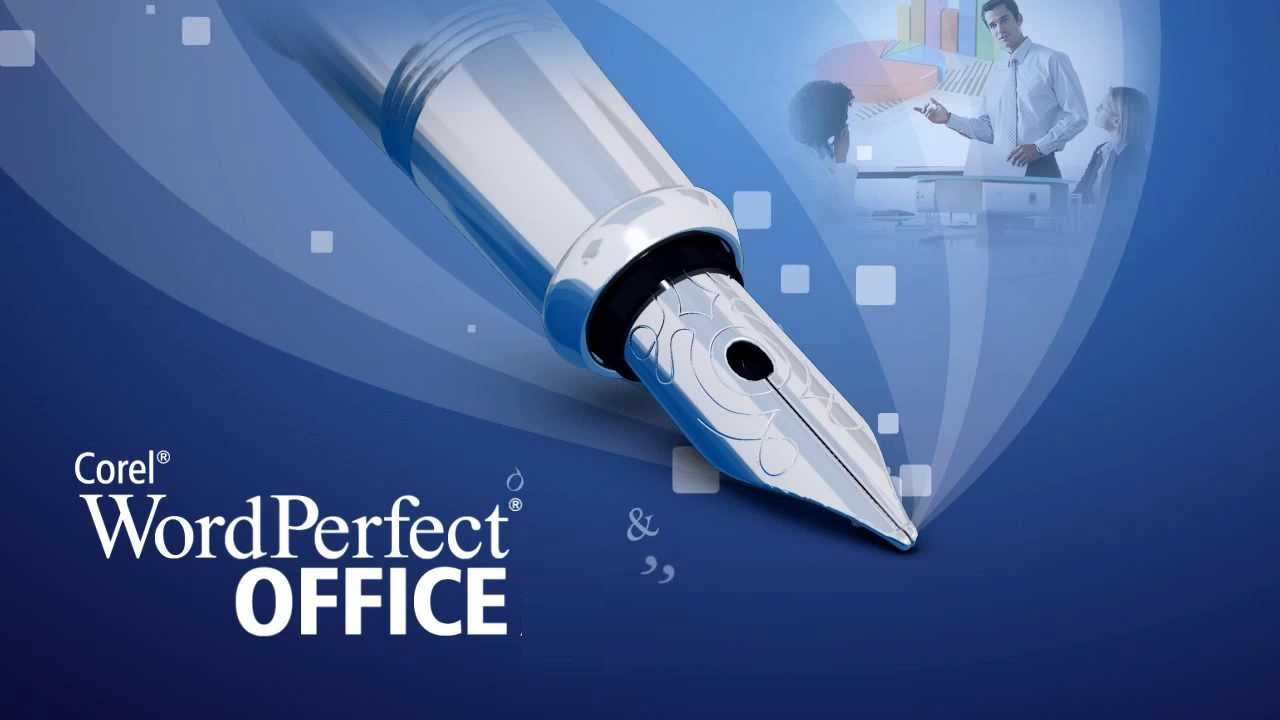 Corel WordPerfect Office Software Download