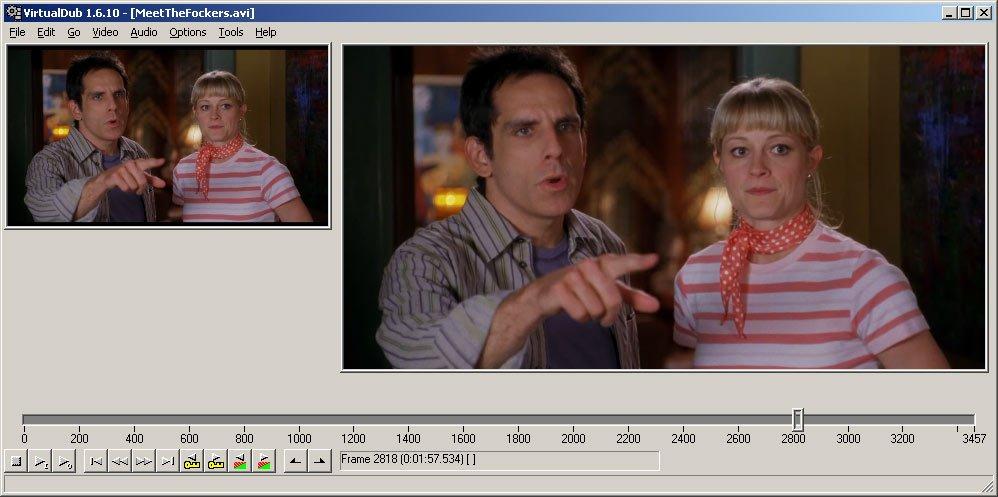 VirtualDub Video Capture Software For PC