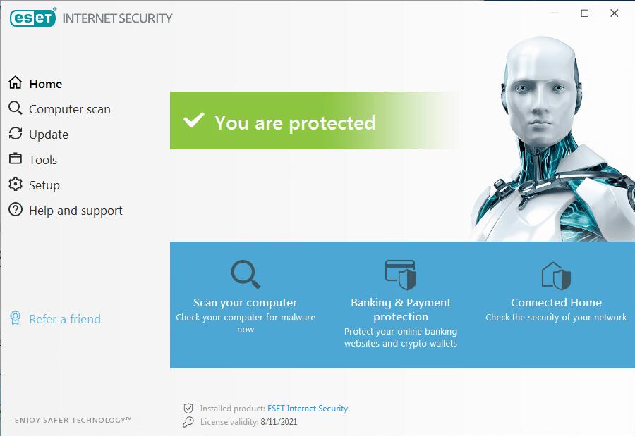 Eset Internet Security For Windows